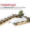 mobiele school Burma