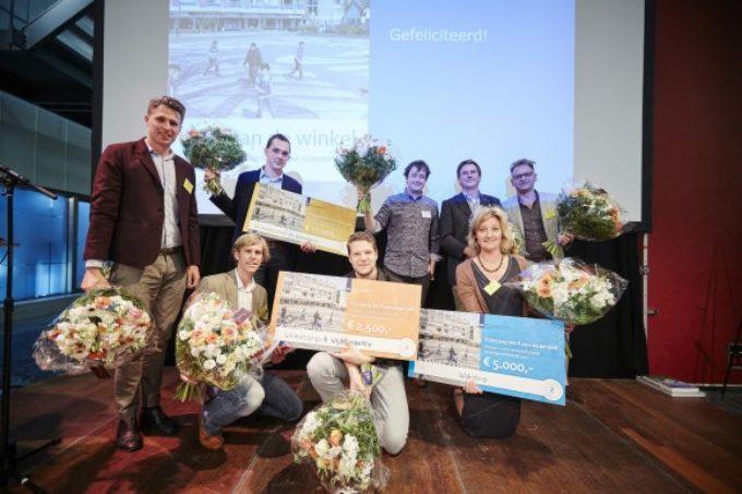19 juni – de Buurtwinkel als Banenmotor winnaar van de ideeënprijsvraag 'Werk aan de Winkel'!